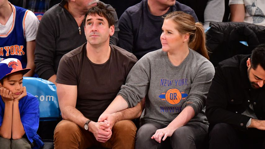 Chris Fischer und Amy Schumer in New York City im Dezember 2019