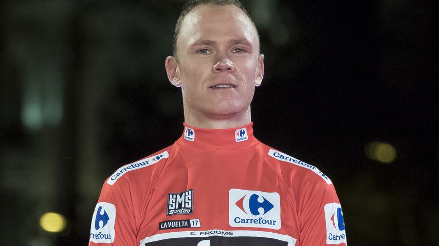 Skandal um Radrennfahrer Froome: Positiver Doping-Test!