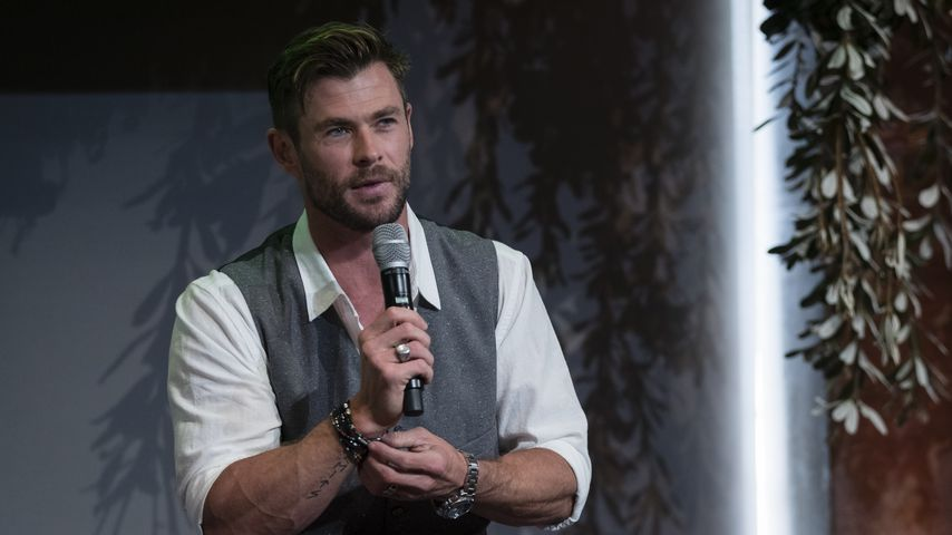 Chris Hemsworth im Oktober 2019 in Sydney