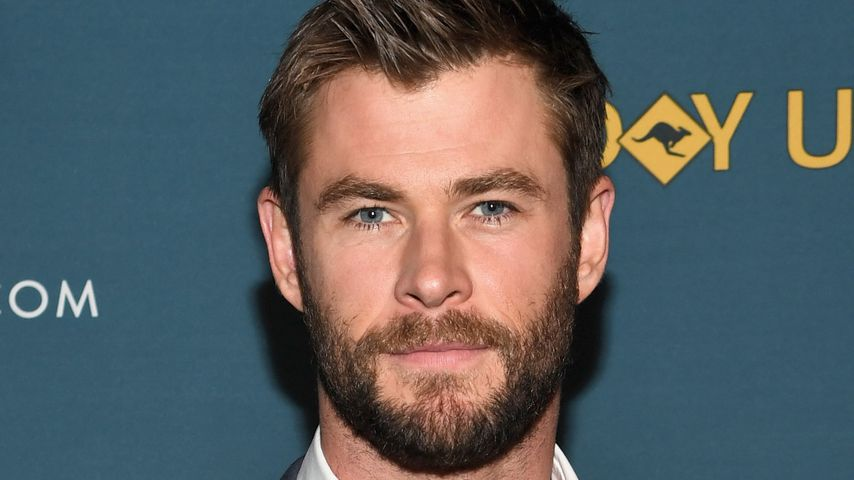 Chris Hemsworth bei der Virtual Tour of Australia in New York 2017