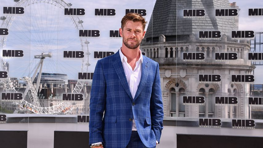 Chris Hemsworth im Juni 2020