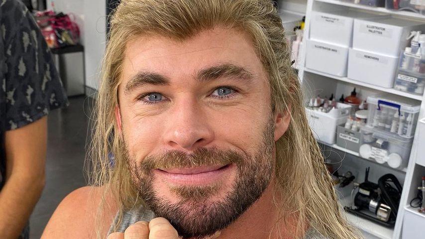 Chris Hemsworth im August 2021