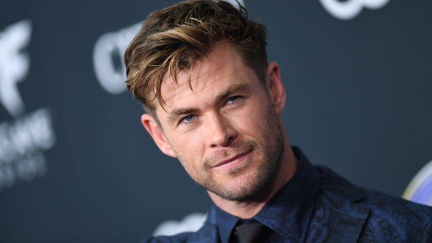 """Chris Hemsworth bei der Weltpremiere von """"Avengers: Endgame"""" in Los Angeles"""
