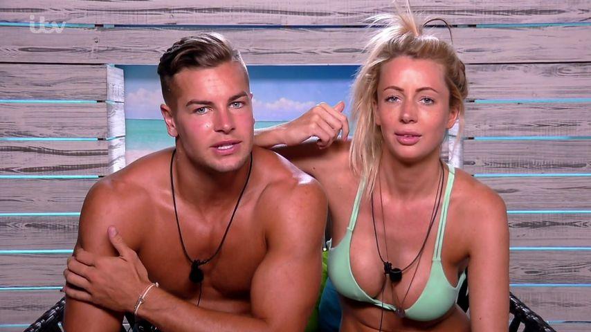 "Trotz Liebesverrat: ""Love Island""-Heirat bei Chris & Olivia!"