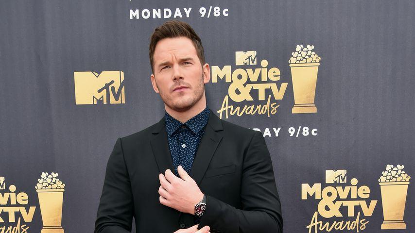 Chris Pratt bei den MTV Movie And TV Awards 2018