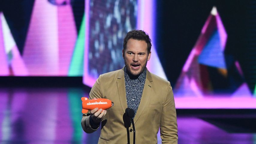 Chris Pratt bei den 32. Nickelodeon Kids' Choice Awards