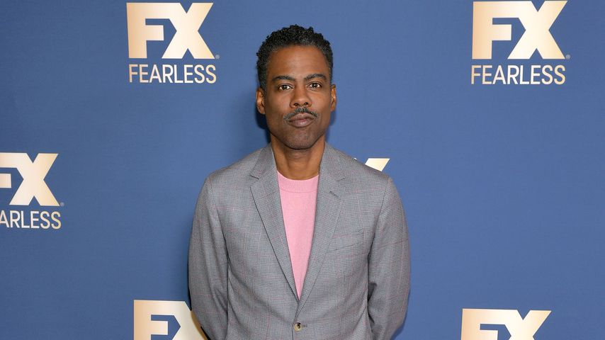 Chris Rock in Pasadena, Januar 2020