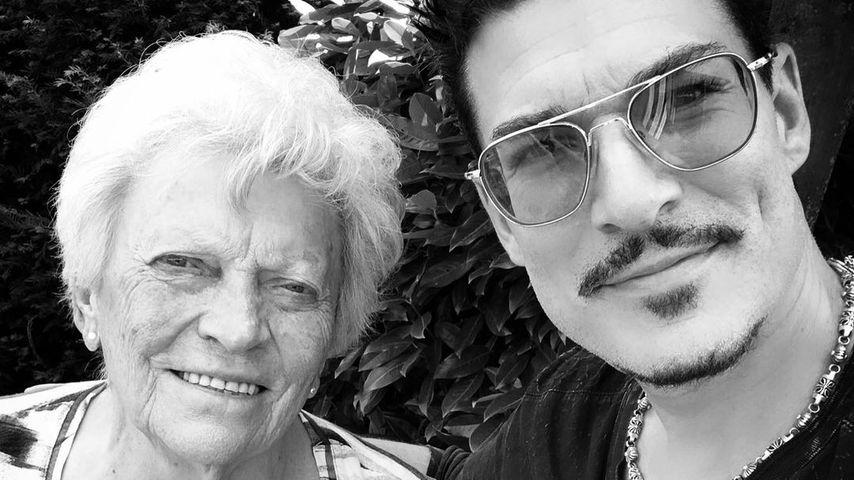 """""""Größtes Vorbild"""": Chris Töpperwien trauert um seine Oma"""