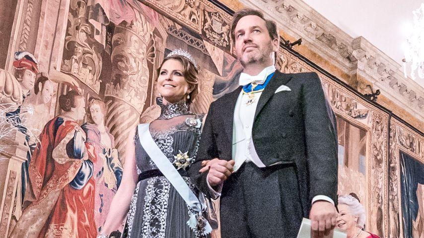 Madeleine von Schweden und Chris O'Neill