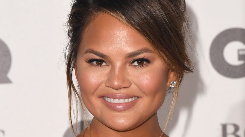 Chrissy Teigen bei den GQ Men of the Year Awards in London