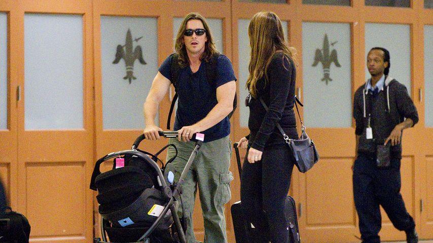 Krasse Veränderung: Christian Bale als Muskelprotz