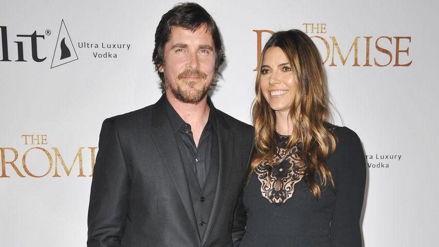 Christian Bale und Sibi Blažić