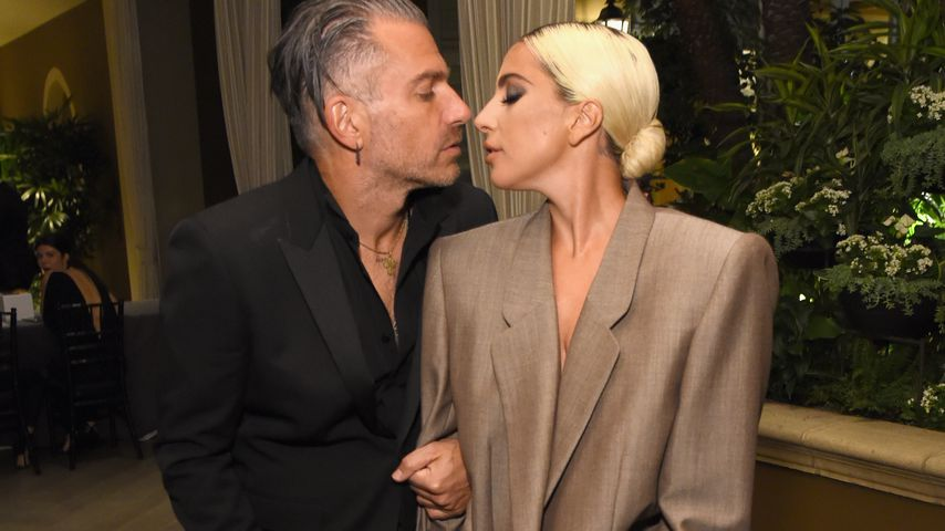 "Christian Carino und Lady Gaga beim ""ELLE's 25th Annual Women Award"" in Los Angeles"