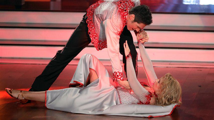 """""""Let's Dance""""-Unfall bei Iris: 1. Worte von Christian Polanc"""