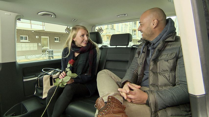 """Christian Tews mit """"Shopping Queen""""-Kandidatin Isabell"""