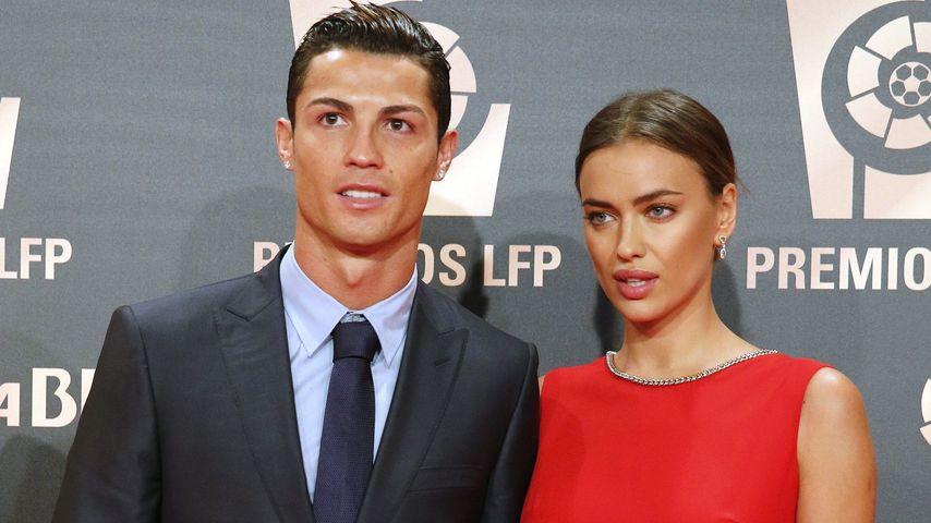 Cristiano Ronaldo und Irina Shayk 2014