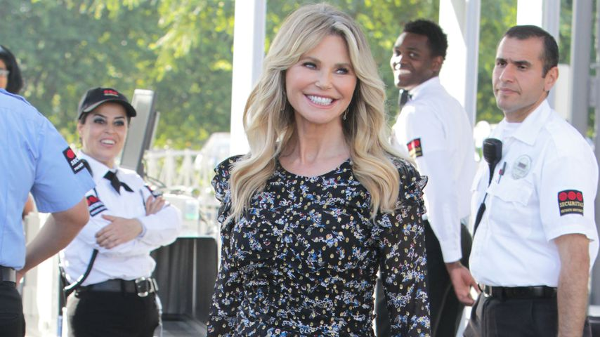 Christie Brinkley, Model