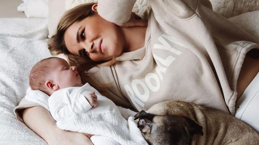 Christin Kaeber: Familie hat Baby Nia noch nicht gesehen