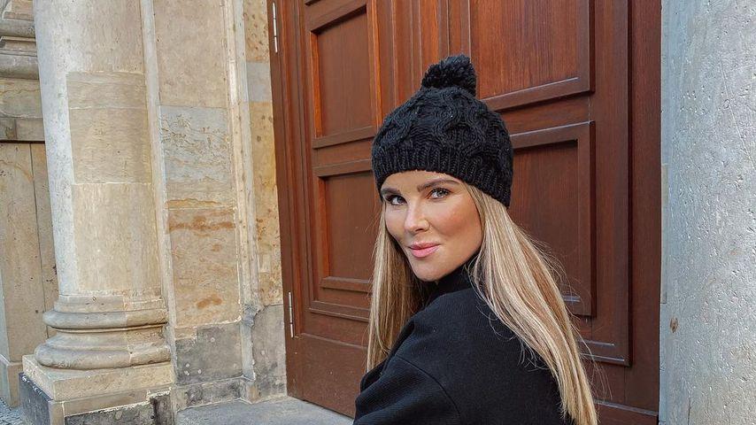 Christin Kaeber im November 2020