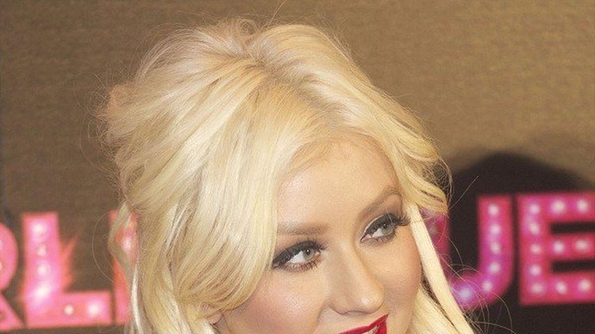 Christina Aguilera zeigt Achsel-Narben