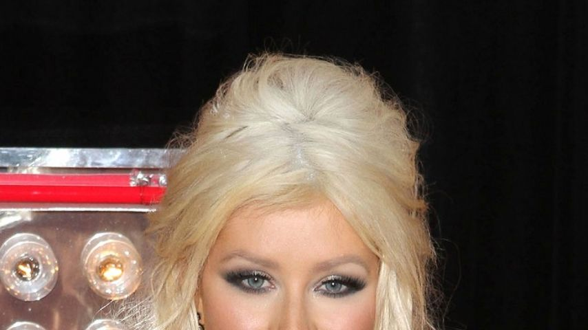 Christina Aguilera startet als Single-Mum durch