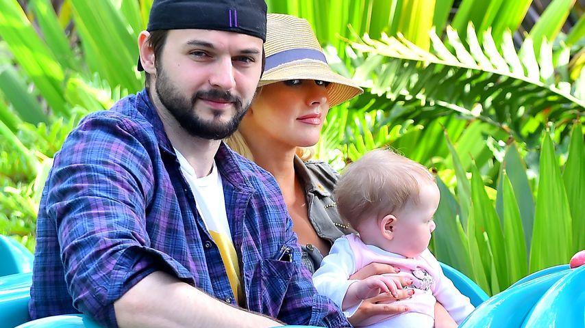 Christina Aguilera und Summer Rain Rutler