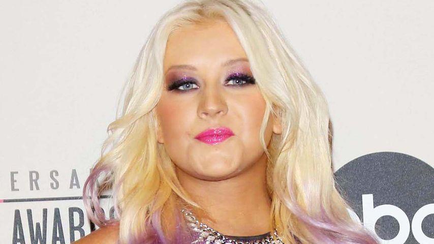 Christina Aguilera liebt es älter zu werden