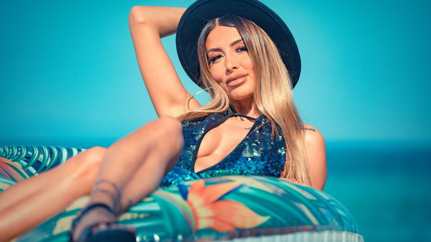 Christina Dimitriou, Kandidatin der neuen Dschungelshow