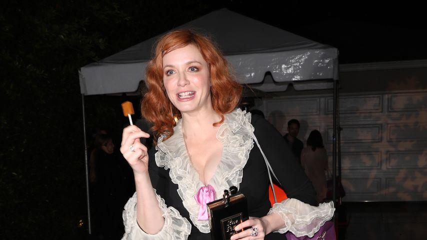 Christina Hendricks, Schauspielerin