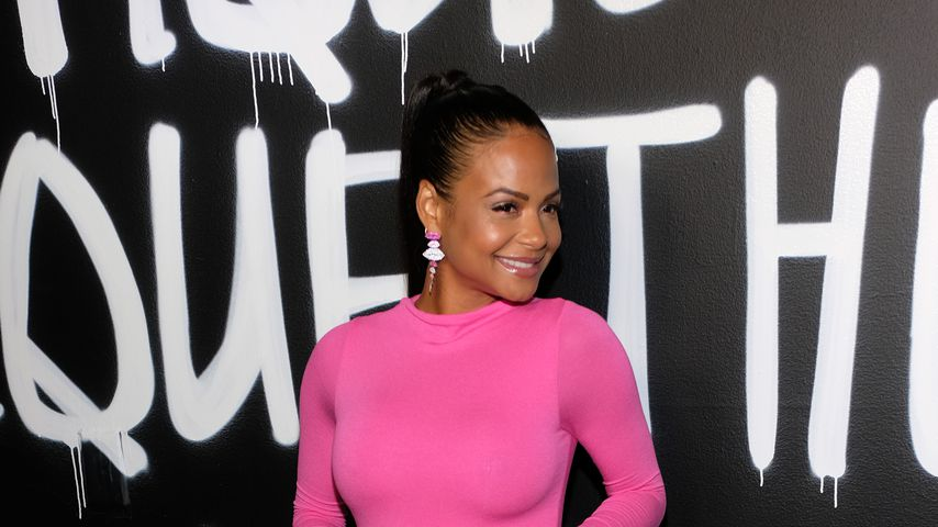 Christina Milian im September 2019