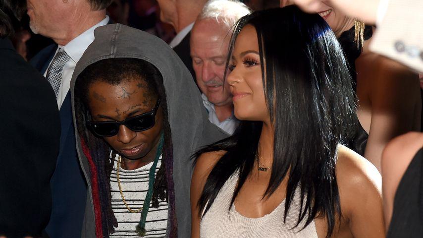 Arme Christina Milian: TV-Trennung von Lil Wayne