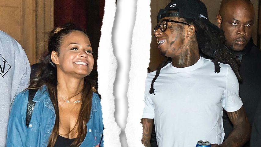 Liebes-Aus: Christina Milian trennt sich von Lil Wayne!