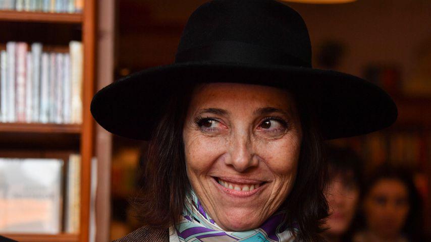 Christina Oxenberg im Februar 2018