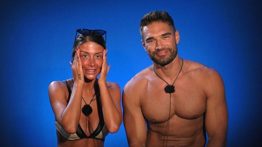 Christina und Aleks schämen sich für Beziehungsstreit im TV