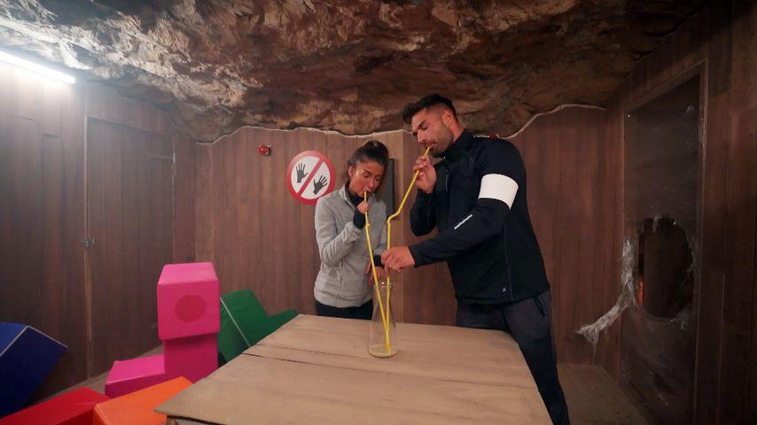 "Christina und Aleksandar bei ""#CoupleChallenge"""