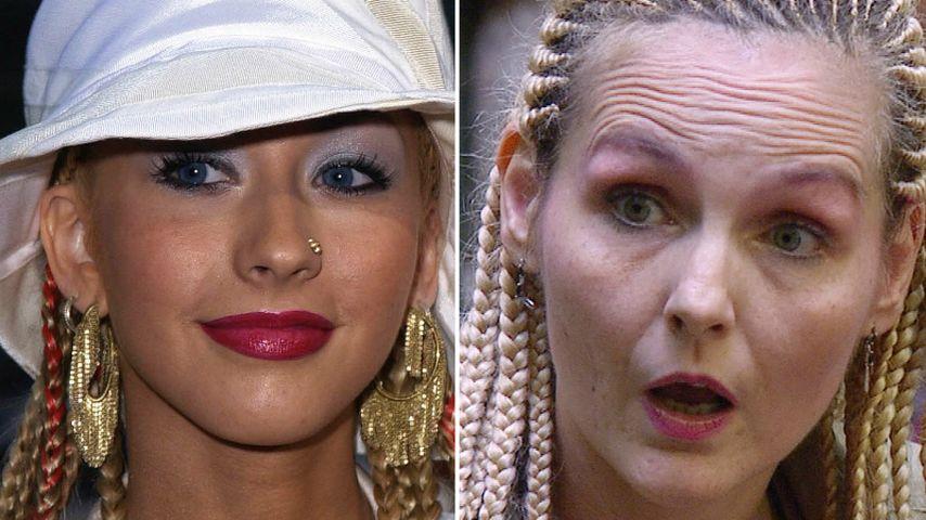 Christina Aguilera für Arme: Das ist Helenas Style-Vorbild