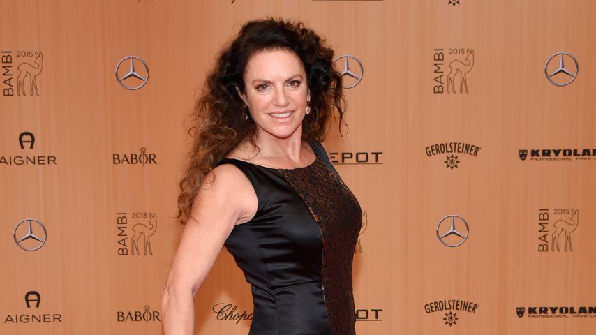 "Christine Neubauer bei dem ""Bambi Awards"" 2015"