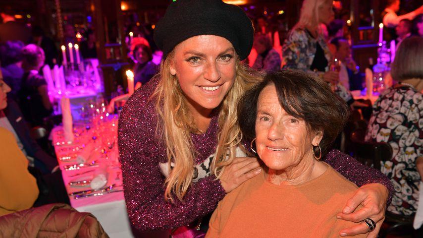 Christine Neubauer mit ihrer Mutter Lydia