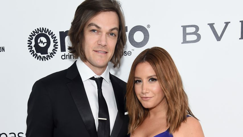 Christopher French und Ashley Tisdale