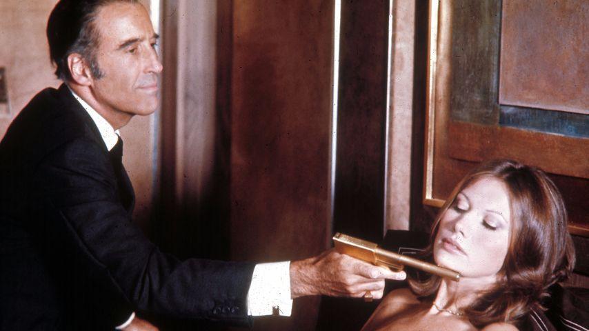 Bond-Fluch? 5. Film-Bösewicht innerhalb eines Jahres tot!