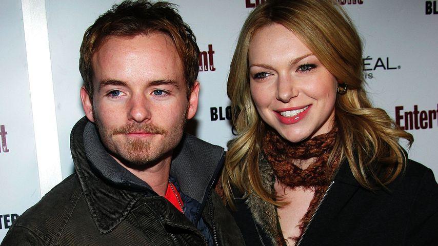 Christopher Masterson und Laura Prepon im Jahr 2006