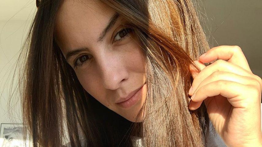 Chryssanthi Kavazi hatte nach Schwangerschaft Haarausfall