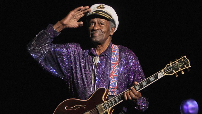Mit 90 Jahren: Rock 'n' Roll-Legende Chuck Berry gestorben