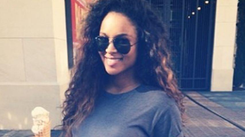 Eis-Prinzessin: Ciara steht auf Butter-Pekannuss