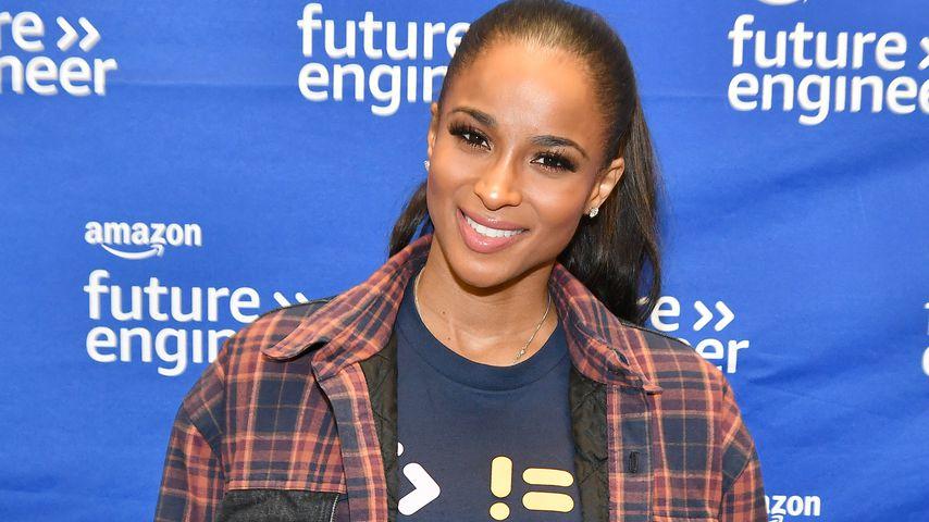 Ciara bei einem Event für Schüler in Atlanta im Dezember 2019