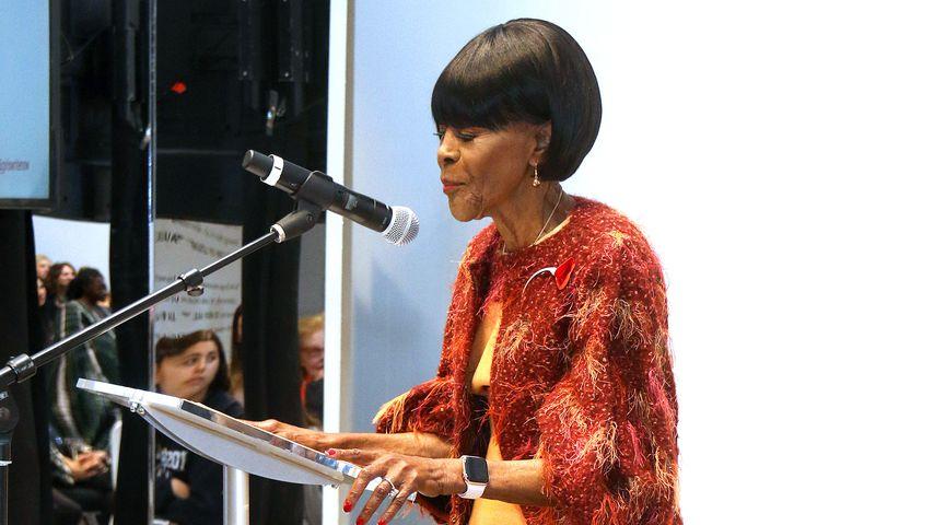 Cicely Tyson auf einem Event in NYC im Oktober 2019