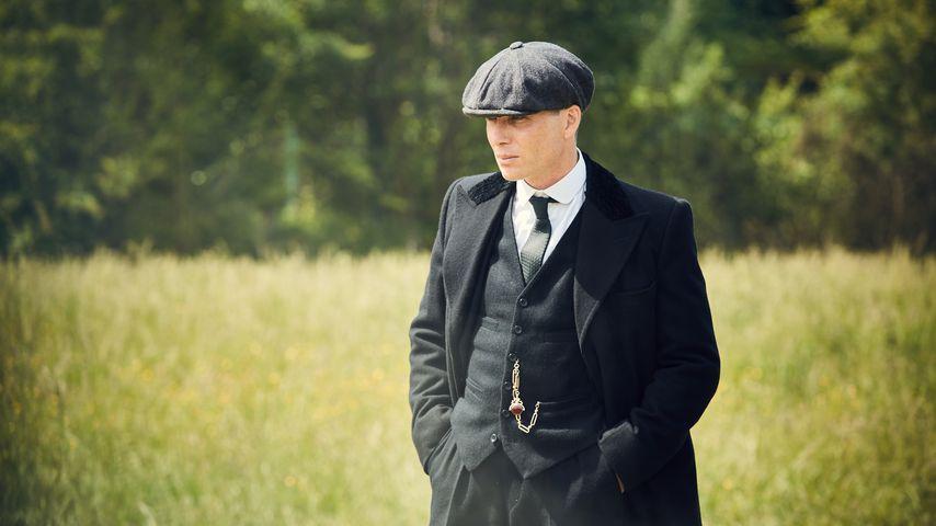 "Cillian Murphy als Thomas Shelby in ""Peaky Blinders"""