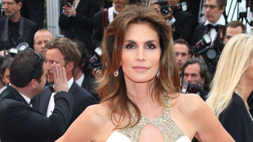 Baby-Kilos adé: Cindy Crawford verrät Body-Secret