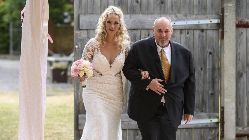 """Cindy und ihr Stiefvater bei """"Hochzeit auf den ersten Blick"""""""
