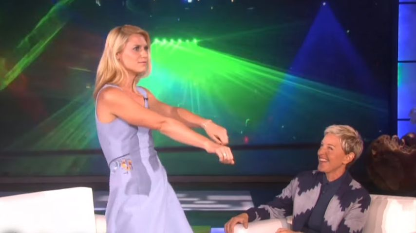 "Partymaus im ""Berghain"": Claire Danes tanzt Techno"